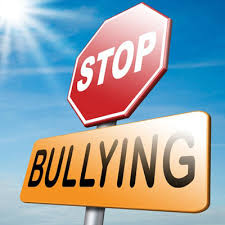 stop sign bullying